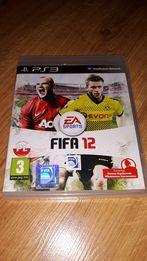 Gra na ps3 FIFA 12 w polskiej wersji PL