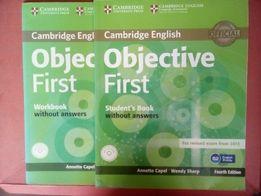Cambridge English Студенческая и рабочая книга с дисками DVD OFFICIAL