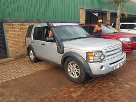 2009 Land Rover Discovery 3 TDV6