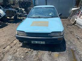 TOYOTA CONQUEST 1.3 -STRIPPING FOR SPARES