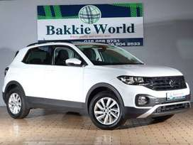 Vw T Cross 1.0 auto