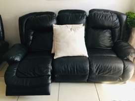 Recliner couches