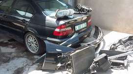 Bmw e46 striping for parts