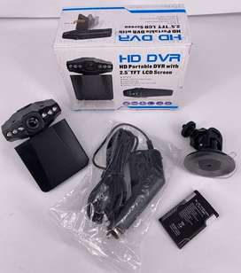 """Vehicle Dash Cam HD Portable DVR with 2.5"""" TFT LCD Screen plus More."""