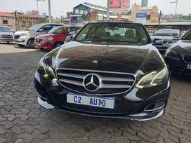 2015 Mercedes Benz E200 Automatic