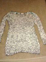 Wlochaty swetr