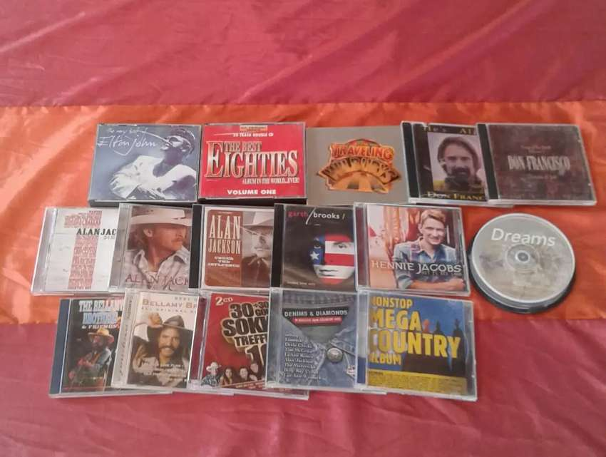 Collectible CD's