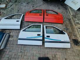 Isuzu KB and Frontier doors