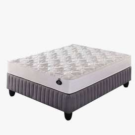 King Koil Double Bed and Base
