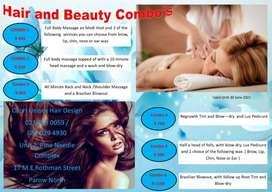 Hair and Beauty Services