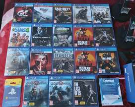 Playstation 4 (PS4) Games & Accessories.(Prices From R180)