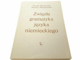 Zwięzła gramatyka języka niemieckiego- Dewitzowa