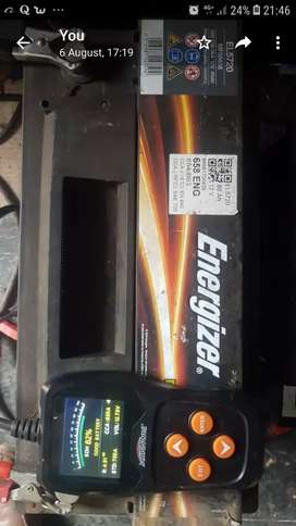 Car batteries for sale from R550 if you have an old scrap battery