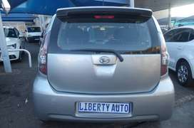 2008 Daihatsu Sirion 1.5i Sports First Generation LIBERTY AUTO