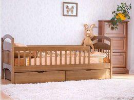 Детская кровать,из дерева,кровать для подростков,мебель,купить кровать
