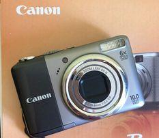 Фотоаппарат цифровой фотокамера Canon PowerShot A2000 IS