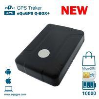 Персональный on-line GPS трекер GPS Tracker Q-BOX+ 10000 (GPS Маяк)
