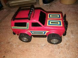 Jeep Zabawka PRL vintage 1982 rok