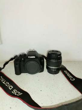 Canon 550D up for grabs