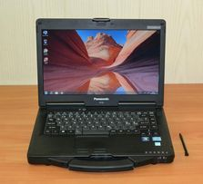 Защищенный сенсор ноутбук Panasonic TOUGHBOOK CF53CoreI5-4310U 8GB 256