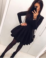 Sukienka LOU Noemi czarna