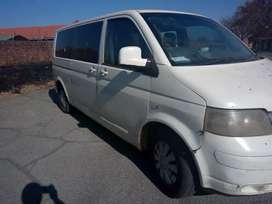 Vw T5  1.9 TDI stripping for spares