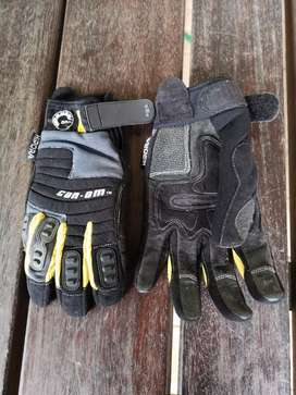 Can-Am gloves L