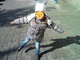 Демисезонная куртка, курточка на возраст 4-5 лет