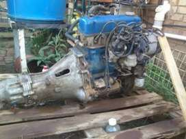 Wanted engine and gearbox