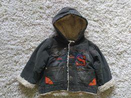 Демисезонная курточка на 3-4 года