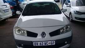 2008 Renault Megane 1.6 Engine Capacity