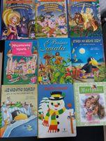 Książki dla dzieci baśnie, opowiadania, Martynka 9 szt
