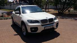 2012 BMW X6 4.0d 128000km.Accident Free,Finance Available.