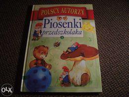 Piosenki Przedszkolaka Polscy Autorzy Nowa Książka Dla Dzieci