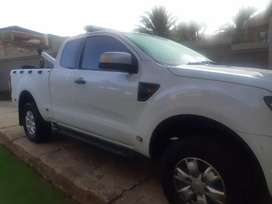 2015 Ford Ranger 2,2 Tow truck