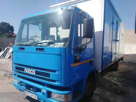 Iveco truck sale close up body