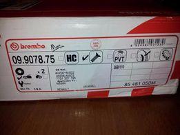 Продам новые тормозные колодки BREMBO-P68 033 на Renault Nissan Dacia