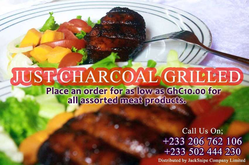 Just Grilled meat products 0