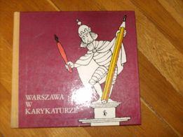 Eryk Lipiński Warszawa w karykaturze