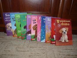 ksiązki z serii Zaopiekuj się mną Holly Webb