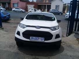 2017 Ford Ecosport 1.5 with a Service book