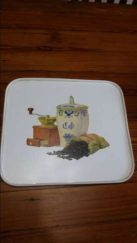 Vintage Ciro Coffee Serving Tray (Sale Item)