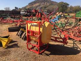 U Make 600l Boomspray Pre-Owned Implement