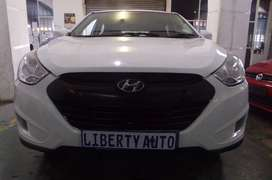 2012 #Hyundai #ix35 2.0 #Executive #SUV #Crossover 82,000 LIBERTY AUTO