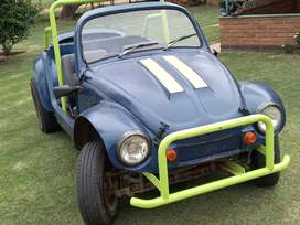 Offroad beach buggy