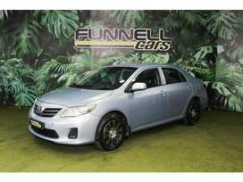 2012 Toyota Corolla 1.3 Professional For Sale