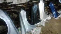 Крылья Opel Vectra C рестайлинг. Крылья Опель Вектра Ц рестайл