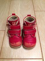 Ботинки ORTOPEDIA 22р, зимние ( не ессо, geox, clarks)
