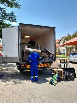 Midrand Home Movers & Truck Hire