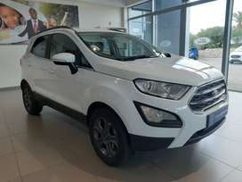 2020 FORD ECOSPORT 1.0 ECOBOOST TREND MANUAL